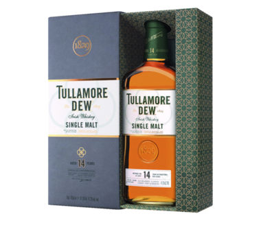 Tullamore Dew 14 Years Old Irish Whiskey