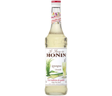 Monin Lemongrass Sirup (1+8)