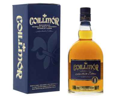 Coillmor Sherry Pedro Ximenez Single Malt Whisky 8 Years Liebl