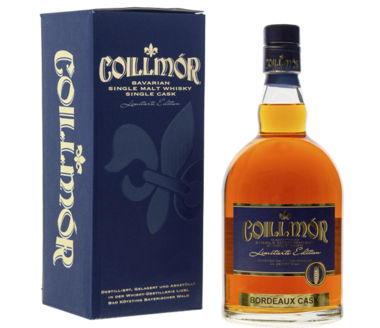 Coillmor Bordeaux Single Cask Single Malt Whisky 6 Years Liebl
