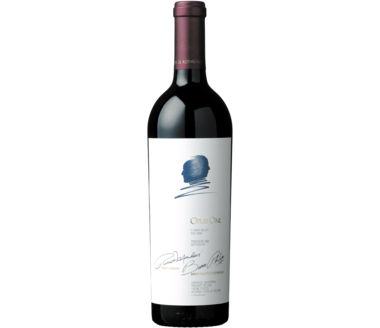Opus One Napa Valley Baron Philippe de Rothschild