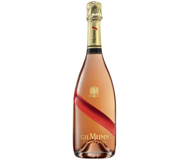 Mumm Champagner rose Grand Cordon