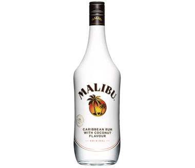 Malibu Carribean White Rum + Coconut