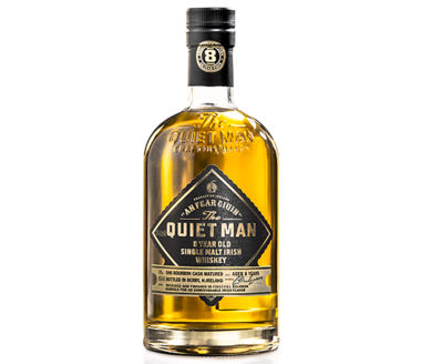 The Quiet Man 8 Years Irish Single Malt