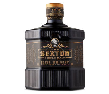 The Sexton Irish Single Malt Whiskey