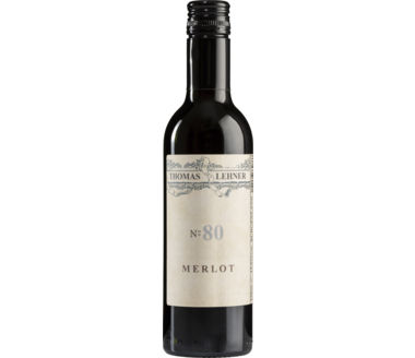 Merlot No 80 Thomas Lehner