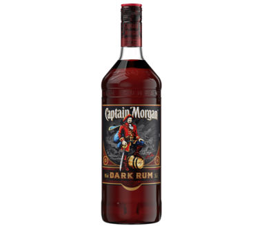 Captain Morgan Dark Rum 40%