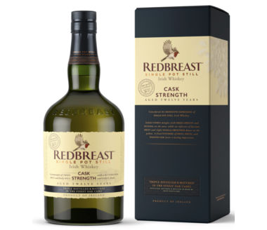 Redbreast 12 Years Cask Strength Single Pot Still Irish Whisky