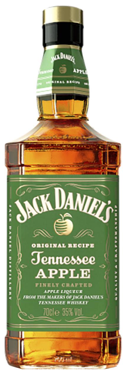 Jack Daniels Inhaltsstoffe