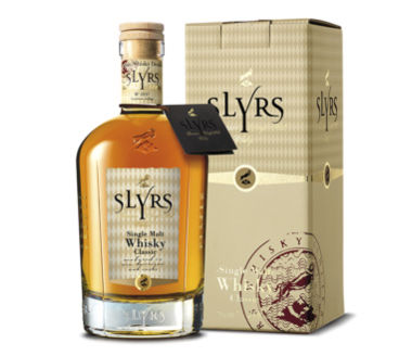 Slyrs Classic Bavarian Single Malt Whisky