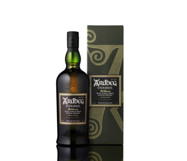 Ardbeg Uigeadail Islay Single Malt Scotch Whisky Non Chill-Filtered