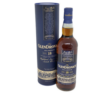 The GlenDronach 18 Years Single Malt Whisky Scotch Whisky