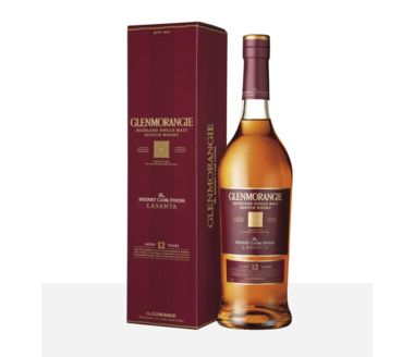 Glenmorangie Lasanta Single Highland Malt Scotch Whisky
