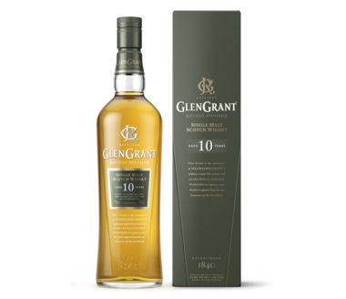 Glen Grant 10 Years Old Single Malt Scotch Whiskey