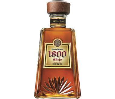 Tequila 1800 Anejo 100% Agave