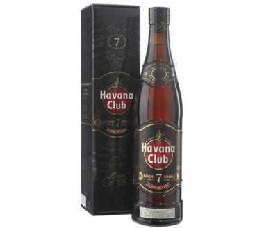 Havana Club 7 Years Ron de Cuba