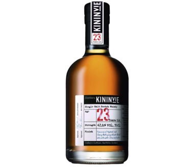 Kininvie 23 Year Old Single Malt Scotch Whiskey