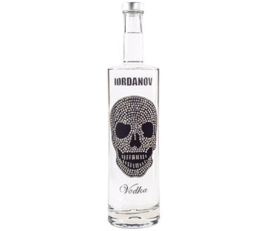 Iordanov Premium Vodka 5 Times Distilled 100% Grain