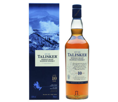 Talisker Isle of Skye Malt 10 Years Classic Malt Scotch Whisky
