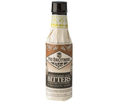 Fee Brothers Whiskey Barrel Age Bitters