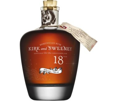 Kirk and Sweeney 18 Years Dominican Rum