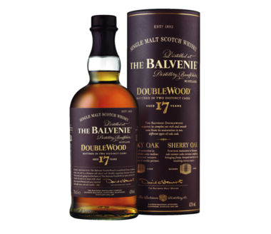 The Balvenie Double Wood 17 Years Single Malt Scotch Whisky